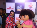 A quirky Ranveer Singh at Kids Choice Awards