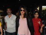 Priyanka Chopra is back in Mumbai