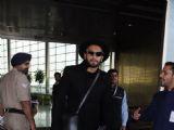 Ranveer - Varun - Katrina - Sidharth at the Airport