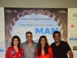 Team Padman at it's first song launch
