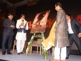 Amitabh Bachchan at Thackerey film launch
