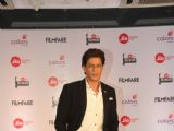 Shah Rukh Khan at Filmfare Press Meet