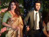 SRK, Priyanka, Ranbir, Katrina, Varun, Kriti and others at the Reception