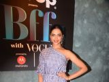 A Vibrant Deepika Padukone at Vogue BFF's