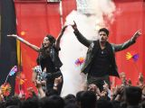 Aiyaary: Sidharth and Rakul shoot for a promotional song