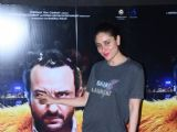 Kareena - Saif, Soha - Kunal at Kaalakaandi screening