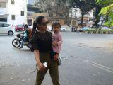 Mira Kapoor drops baby Misha to play school