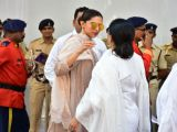 Live Updates: Celebrities pay their last respects to Sridevi