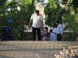 A grown-up Taimur Ali Khan takes a walk in the city