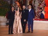 Shah Rukh, Aishwarya, Katrina, John at Ambani's Bash