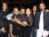 Tv Fame Priyank Sharma And Preetika Rao Grace Music Launch Of Tenu Bhul Na Pavagi