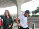 Virat-Anushka snapped at airport