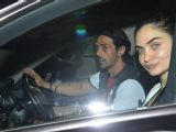 Arjun Rampal snapped along with his girlfriend