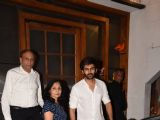 Kartik Aaryan's birthday bash with his family