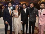 B-town celebs at Jashn-E-Youngistan 2018 awards