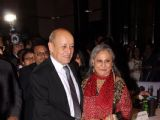 Celebrities Spotted at an Indo-French Event