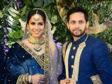 Saina Nehwal wedding reception