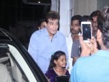 Bollywood actor Jeetendra meets fans