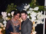 Priyanka-Nick Wedding reception for close friends and family