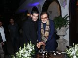 Bollywood Celebrities at Sanjay Khan's 78th Birthday bash