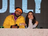 Celebrities at Gully Boy Trailer launch