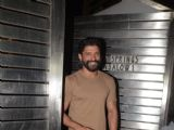 Celebrities snapped during Farhan Akhtar's B'day Bash