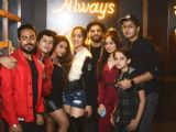 Celebrities at Aftab Khan's Filmygyan Success Bash