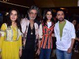 Bollywood celebs at 'Bombairiya' screening