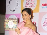 Deepika Padukone at book launch