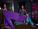 Richa Chadha snapped at Shakeela 2019 calendar launch