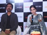 Nawazuddin Siddiqui and Amrita Rao for Promotions of Thackeray