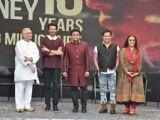 Celebs spotted at Slumdog Millionaire 10 year celebration