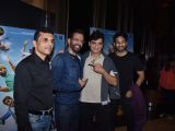 Bollywood celebs at the special screening of Total Dhamaal