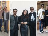 Bollywood celebs at the promotions of the upcoming films