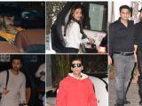 Bollywood celebrities attend Akash Ambani's pre-wedding bash!
