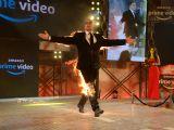 Akshay Kumar at the Launch of  upcoming Amazon's Prime original!