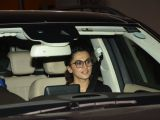 Bollywood celebrities at the screening of Badla!