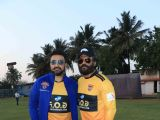 Celebs snapped at the Celebrity Cricket League!