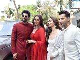 The cast of Kalank at teaser launch!