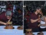 Aamir Khan celebrates his birthday with media!