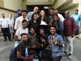Alia Bhatt celebrates her Birthday with the Media