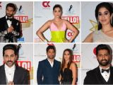 Bollywood celebs at the Hello Hall of fame awards!