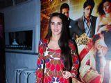 Tara Sharma for screening Dulha Mil Gaya
