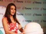 Preity Zinta launches new Rexona deodorant in Mumbai