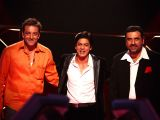 Sanjay Dutt and Boman Irani on KAUN BANEGA CROREPATI
