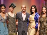 Narendra Kumar's oriental fantasy collection inspired by Lakme's freespirit spring/summer 2007
