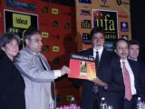 Amitabh Bachchan at the announcement of Idea IIFA awards nominations