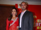 Rakhi Sawant with her Fiance Elesh Parujanwala in Media