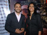 "Rahul Bose and Nandita Bose at the premiere of ""Before The Rains"" at PVR"