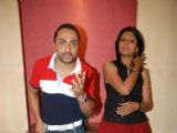 "Rahul Bose and Nandita Das at the press meet of "" Before The Rains"" at Andheri"